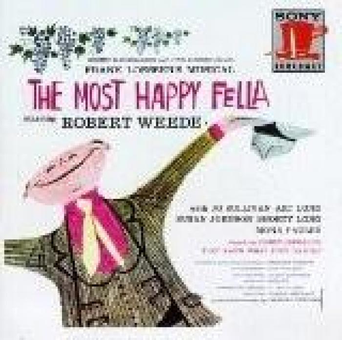 Most Happy Fella, The lyrics | Song lyrics for musical