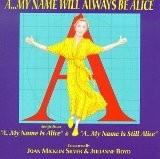 Buy My Name will always be Alice album CD on Amazon.com