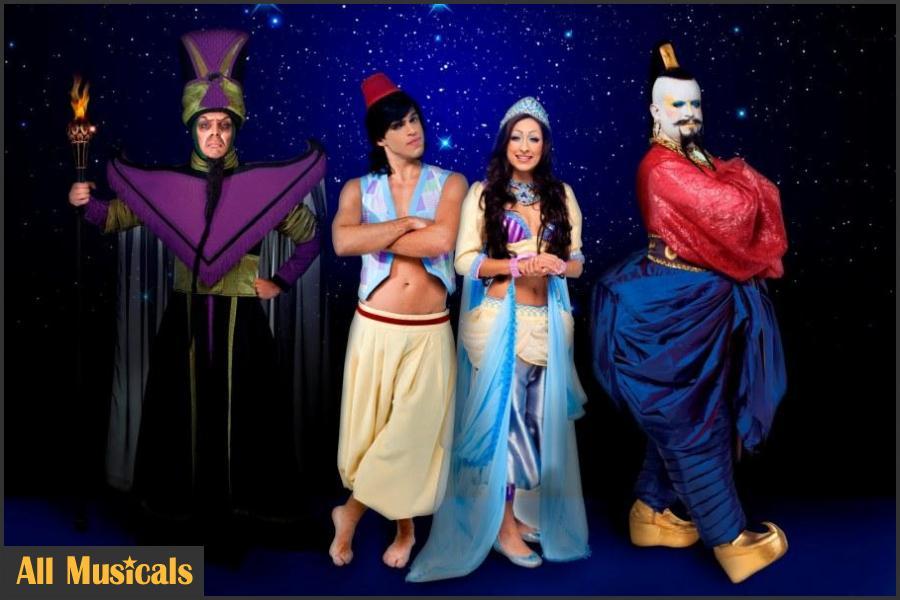 Aladdin soundtrack a whole new world lyrics