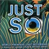 Buy Just So album CD on Amazon.com
