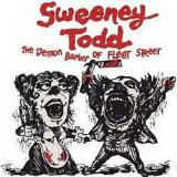 Buy Sweeney Todd: The Demon Barber of Fleet Street album CD on Amazon.com