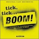 Buy Tick, Tick... Boom album CD on Amazon.com