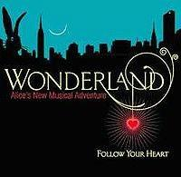 Buy Wonderland: Alice's New Musical Adventure album CD on Amazon.com