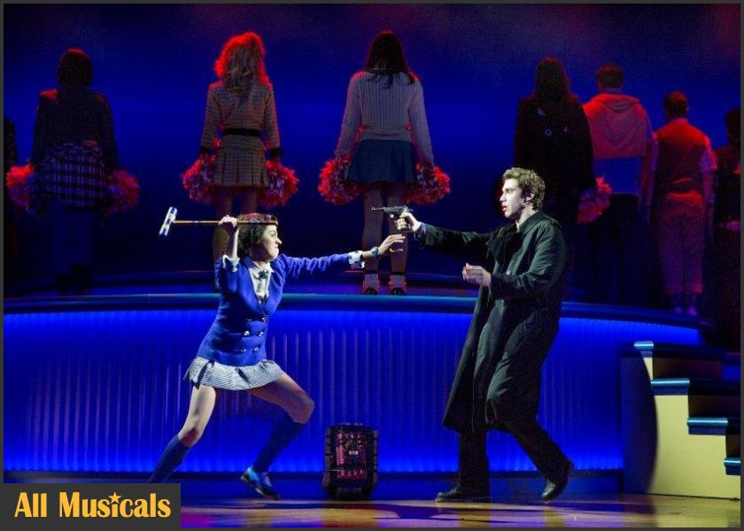 heathers the musical script act 2 pdf