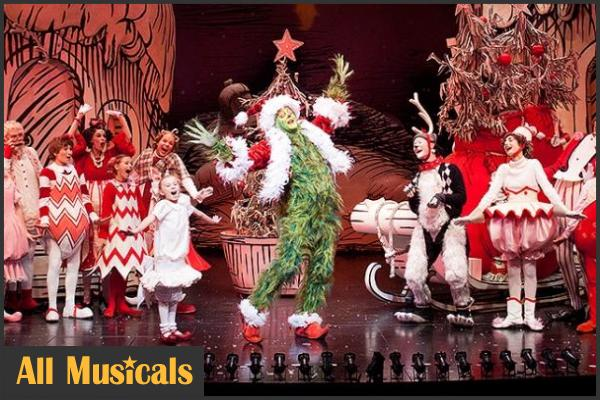 How The Grinch Stole Christmas Musical.How The Grinch Stole Christmas Photos Broadway Musical