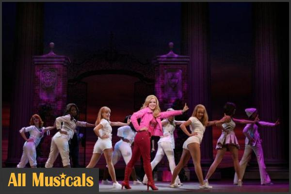 Soundtrack for legally blonde — photo 4