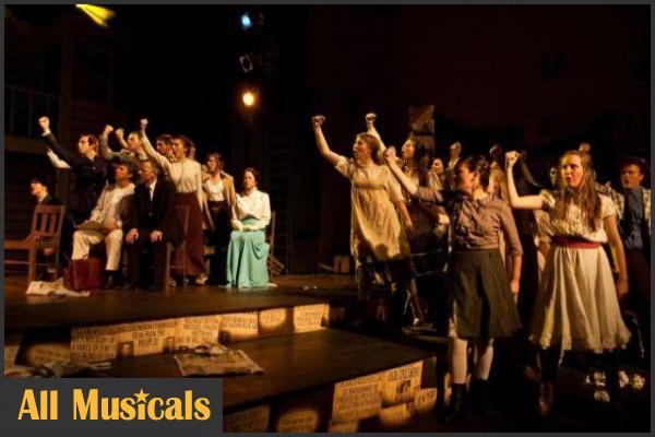 Parade Photos - Broadway musical