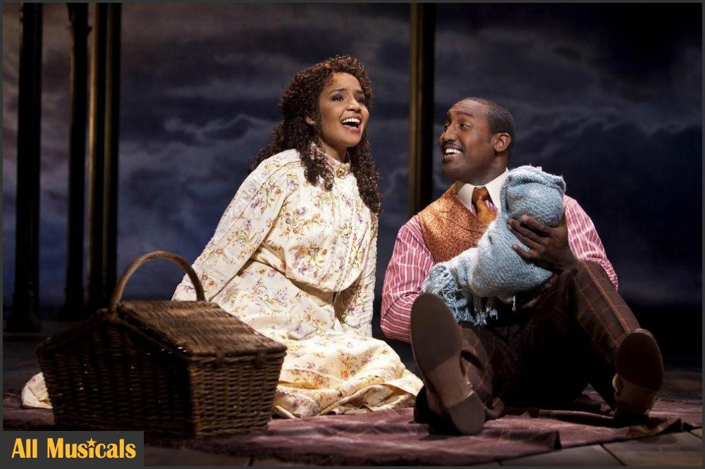 Ragtime Photos Broadway musical