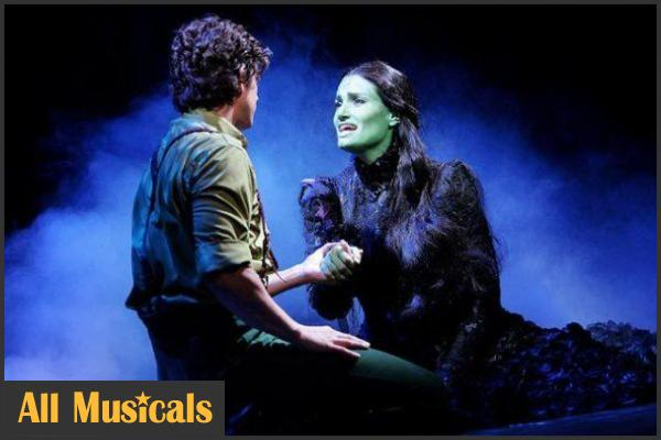 Wicked finale lyrics